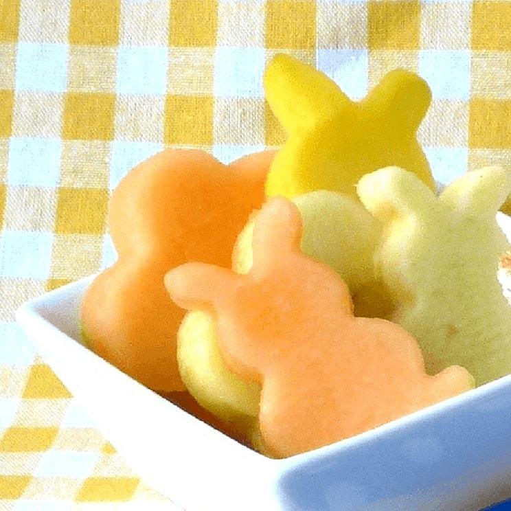 Fruitsalade voor Pasen, recepten voor de paasbrunch en het paasontbijt met kinderen