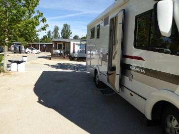 Campingplatz Zaragoza