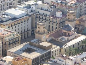 Blick vom Castillo