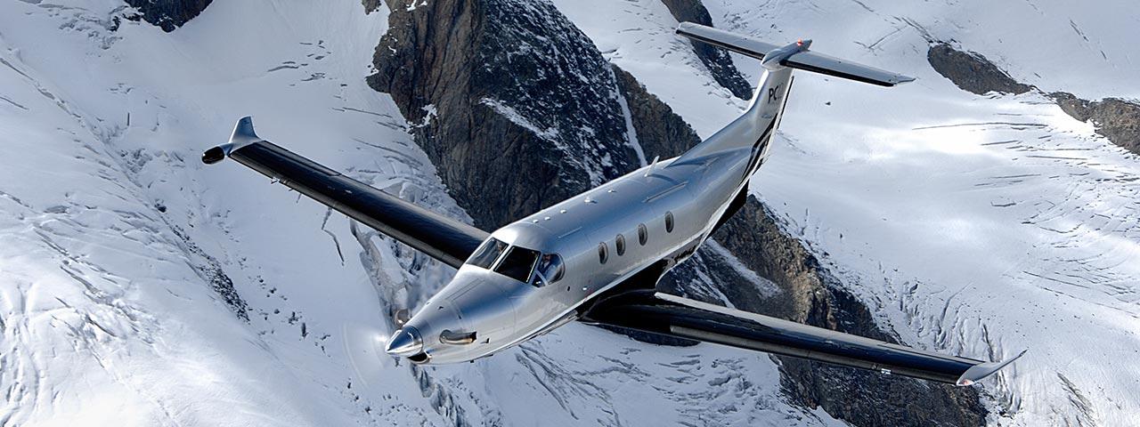 Pilatus PC 12 NG Levaero