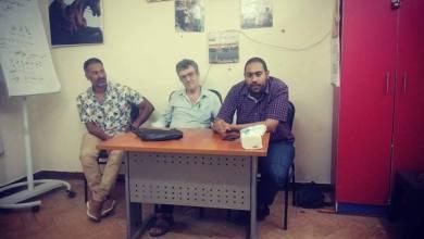 صورة مناقشة كتاب صخرة الكونين وبرزخ البحرين بمشاركة د. أدهم مسعود