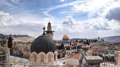 صورة بقلم يوسف اسحيردة: القدس وتسييس الدين عبر العصور (في اليهودية والمسيحية والاسلام)