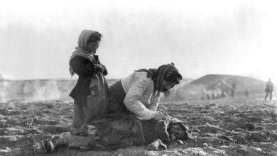 صورة شاهدان على الإبادة