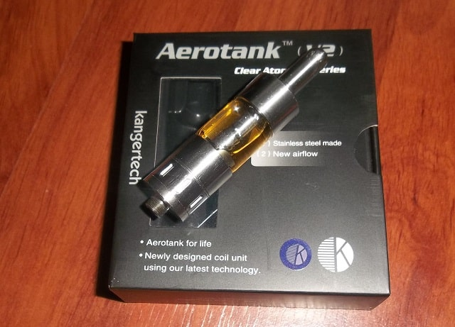 Aerotank V2 par Kanger Tech