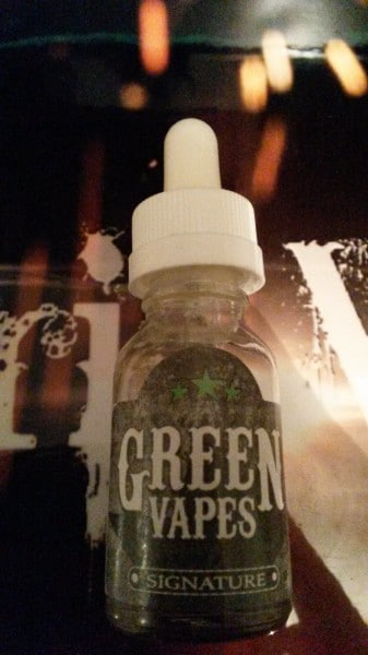 Green custard par GREEN VAPES