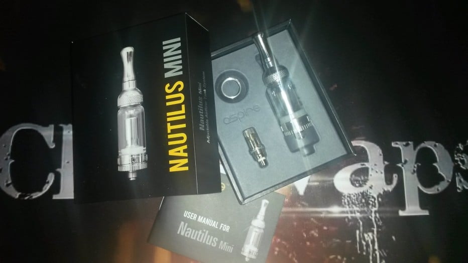 Mini Nautilus par Aspire