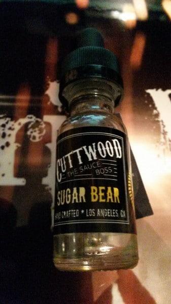 Suikerbeer door Cuttwood