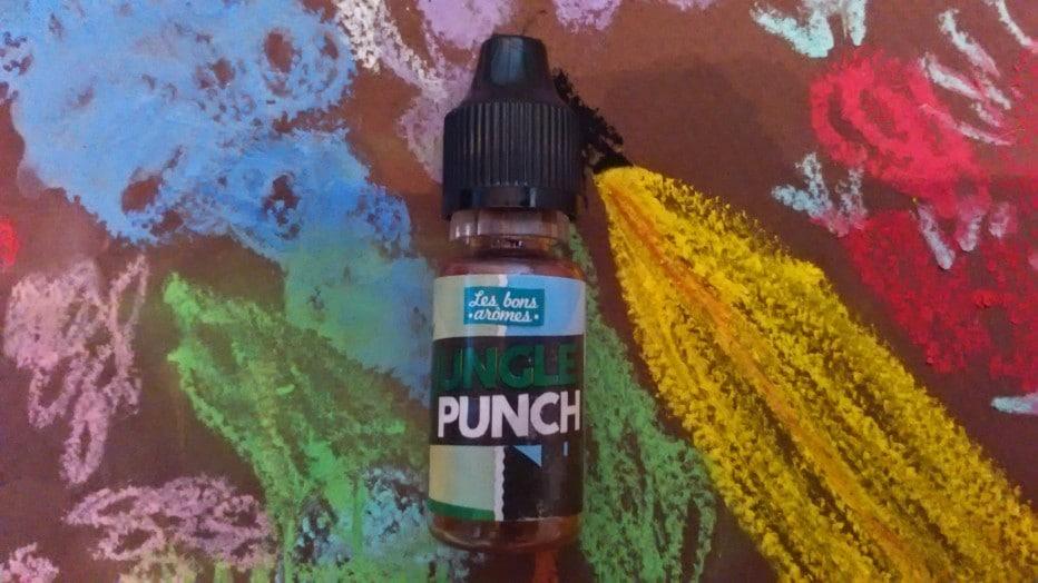 Jungle Punch dai buoni aromi