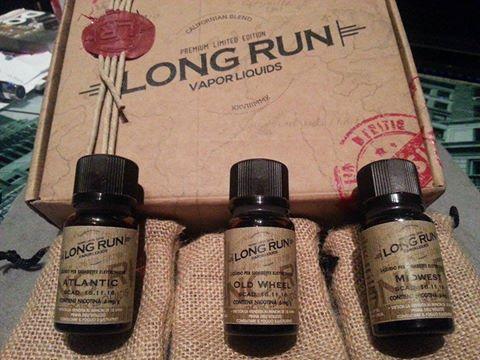 Long Run by Puff