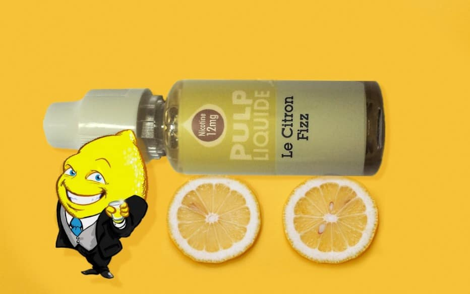 Lemon Fizz van Pulp