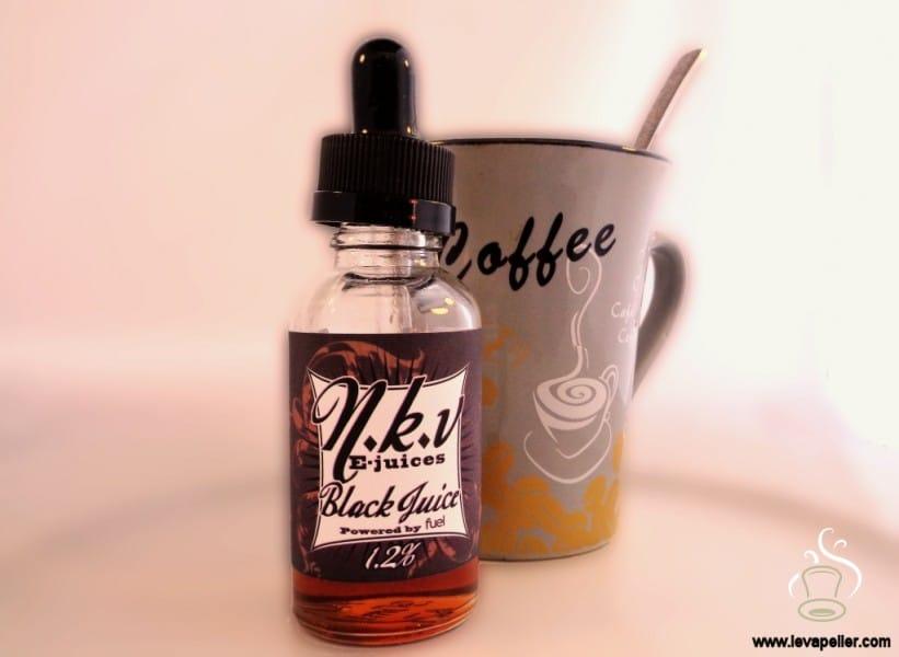 Black Juice door NKV