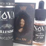 """Lodewijk XIV van het gamma """"Vintage"""" van Nova-vloeistoffen"""