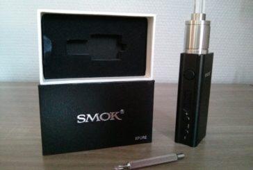 X-Pure van Smoktech