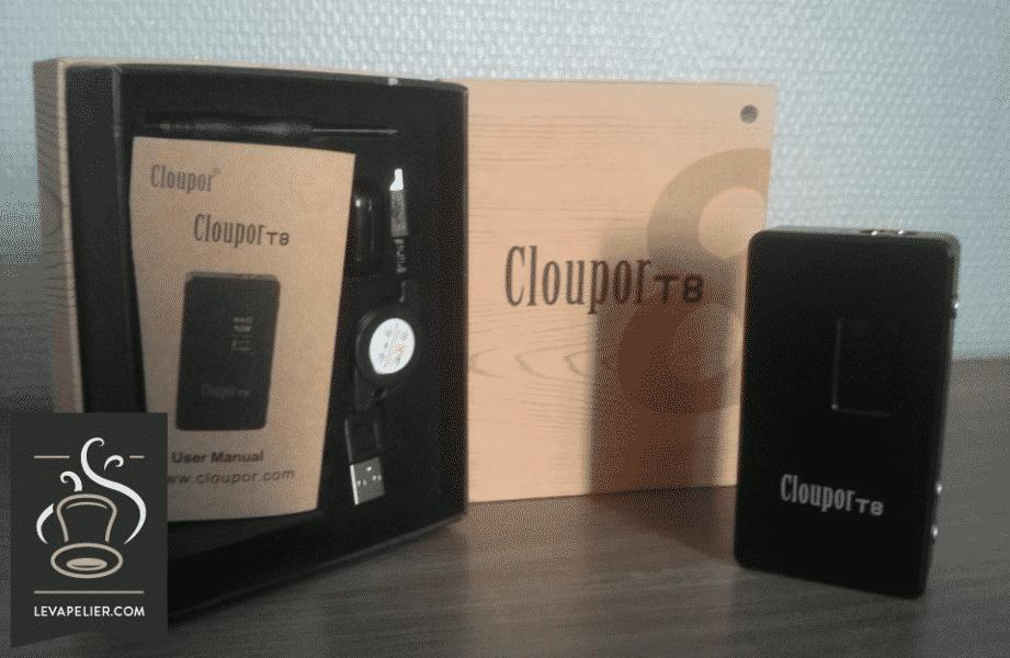 CLOUPOR T8 par CLOUPOR