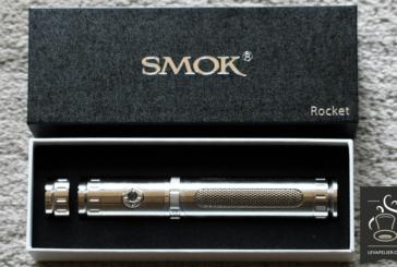 Rocket door Smoktech