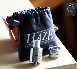 Haze VHO pochette