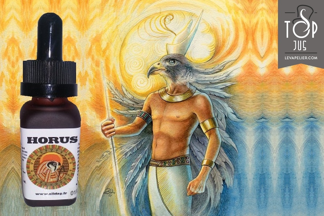 Horus (range the Egyptian gods) by Allday