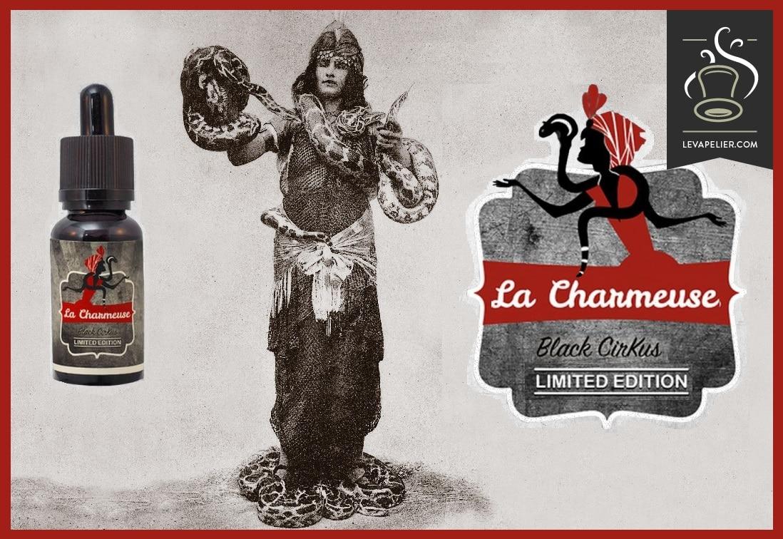 De Charmeuse Limited Edition (Black Circus-reeks) van Cirkus