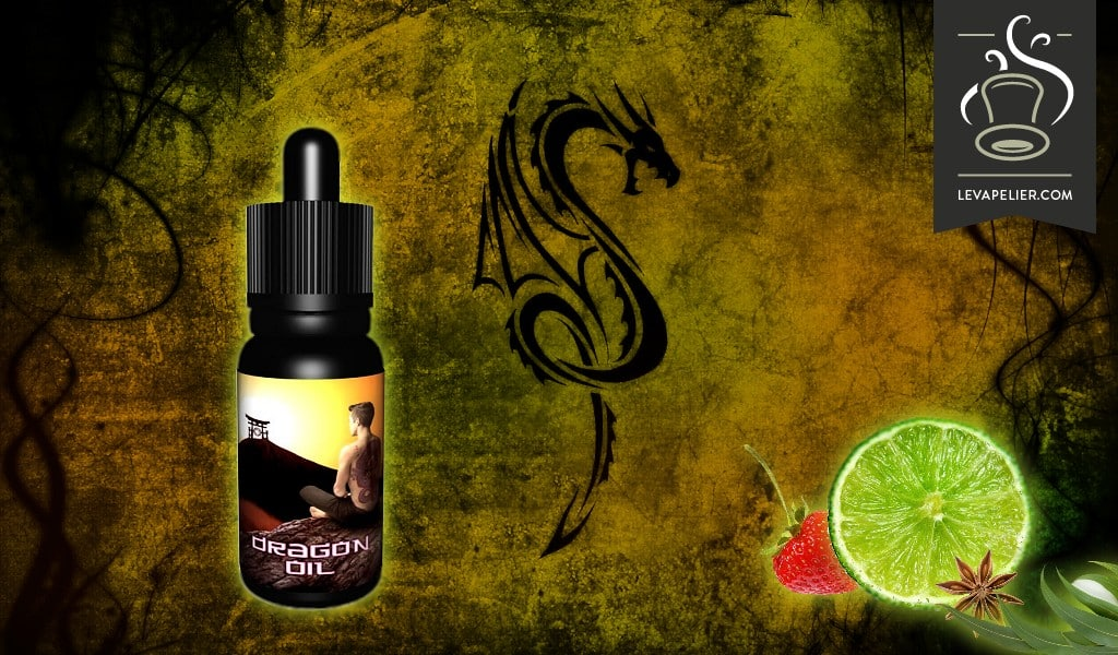 Dragon Oil par Alfaliquid