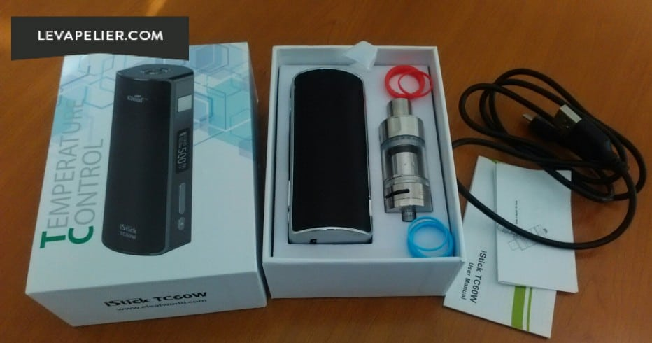 istick TC 60w package