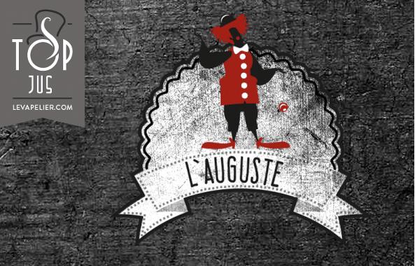 """L'Auguste  gamme Black Cirkus (""""Vapers Edition"""") par Cirkus"""