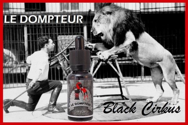 Il domatore (gamma Black Cirkus) di Cirkus