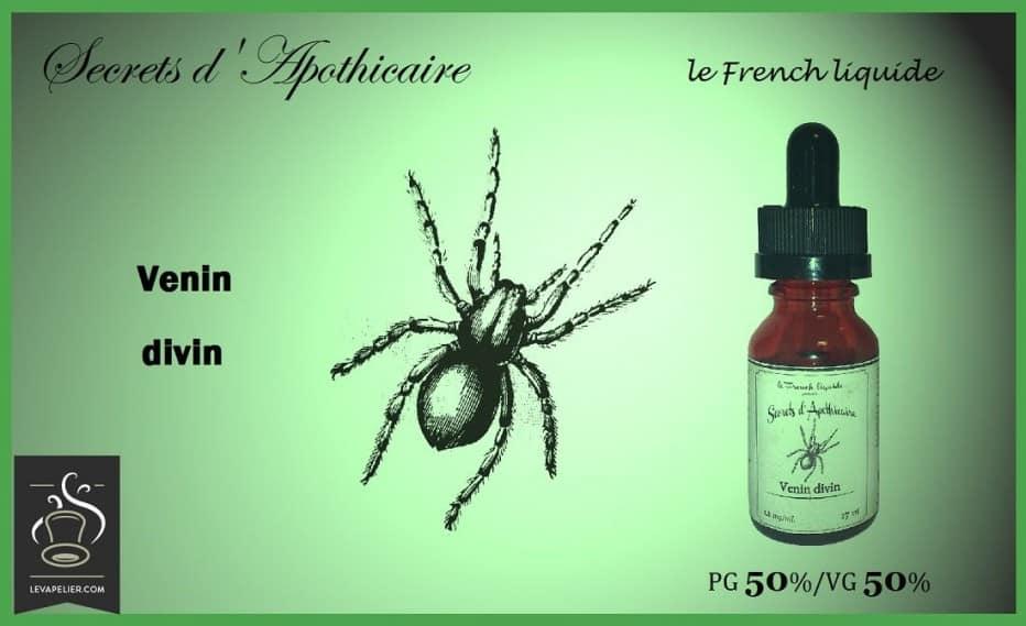 Divine Venom (Secrets d'Apothicaire range) by Le French liquide