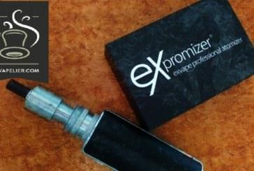 V2 Expromizer door Exvape