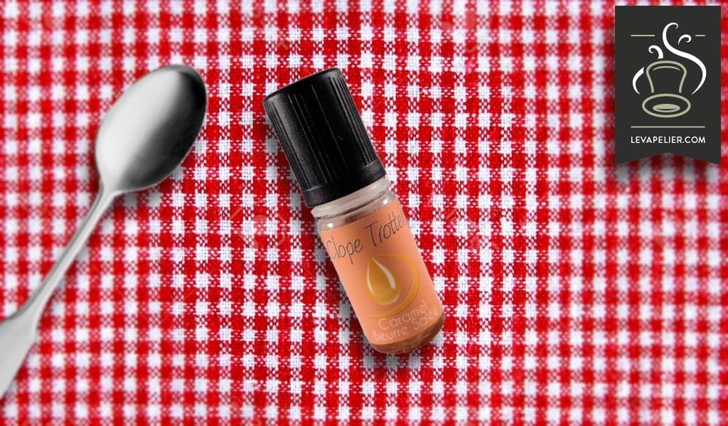 Caramel Beurre salé par Clope Trotter