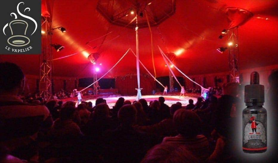 De Auguste (Black Cirkus-reeks) van Cirkus