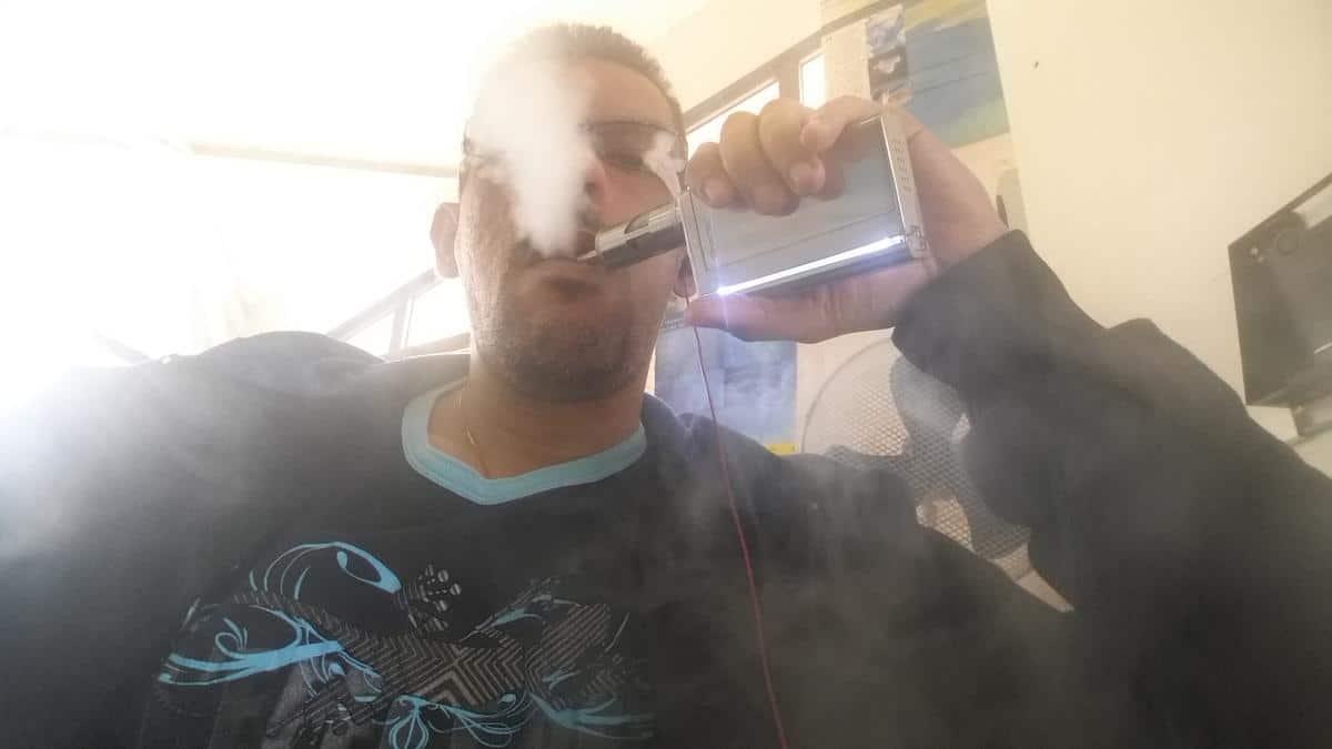 X Cube II door Smoktech [Flash Test]