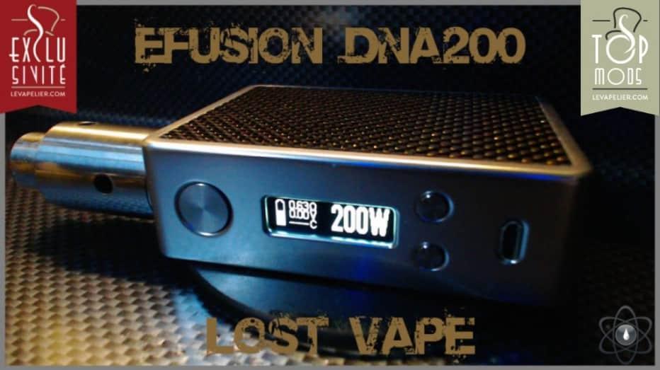 EFusion par Lost Vape