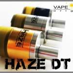 HAZE DT door Vapehead Origins