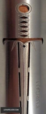 Pure Diamond Kurgan Engraving 2