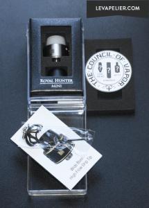 Royal Hubter mini-pakket