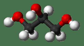 Glycerol-3D-ballen