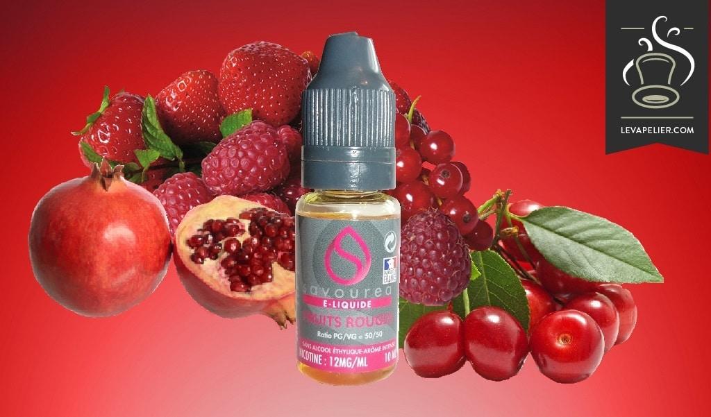 Fruits Rouges par Savourea