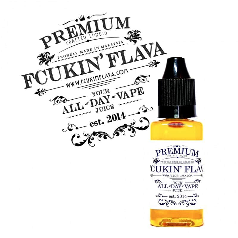 White Label par Fcukin Flava [Flash Test]