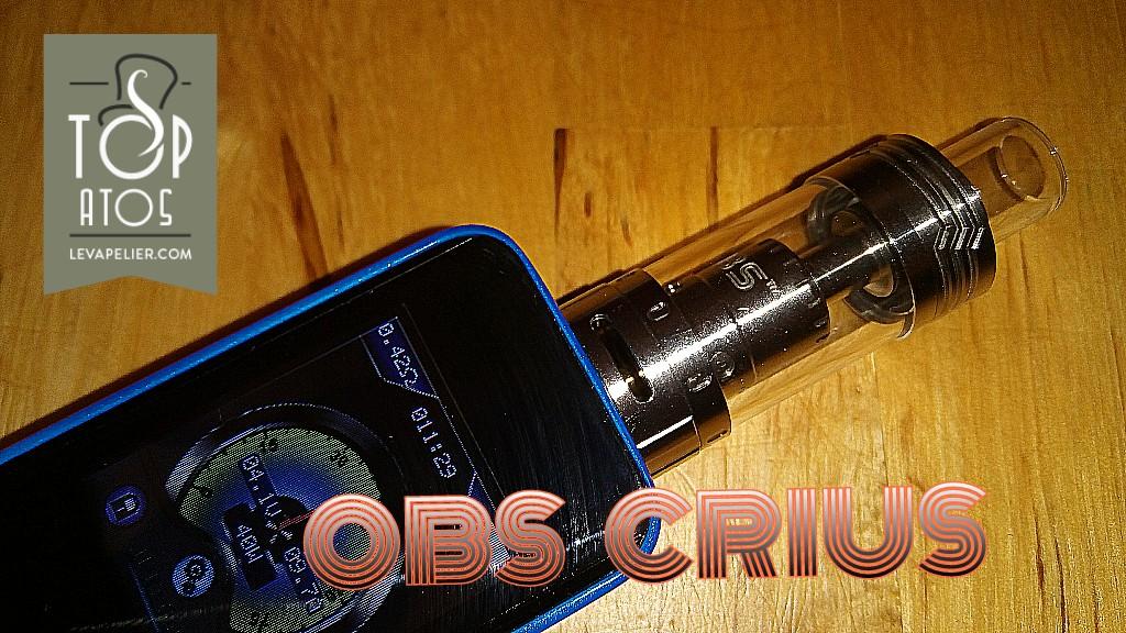 Crius par OBS