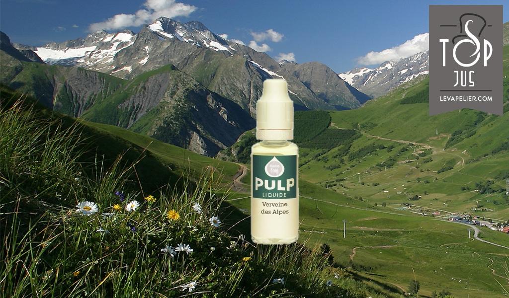 Verbena van de Alpen door PULP