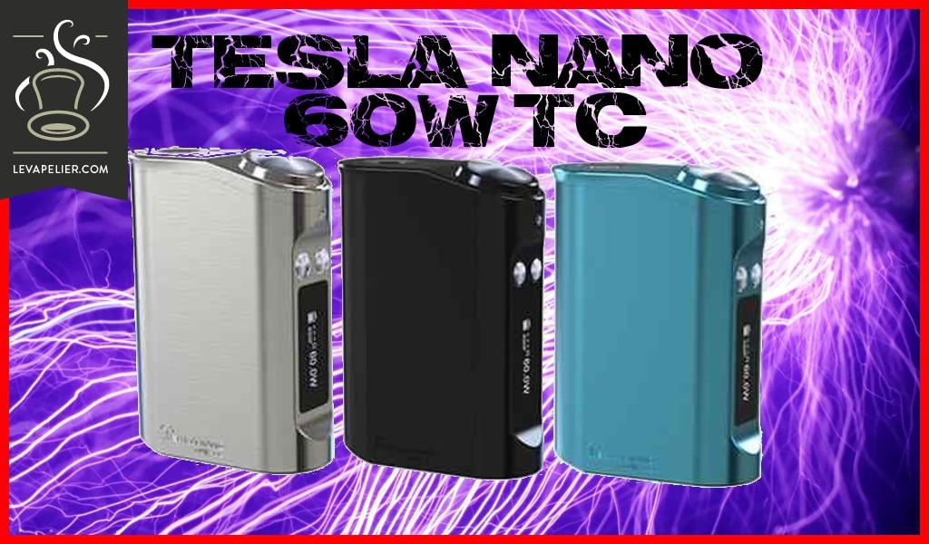 Nano 60w TC by Tesla