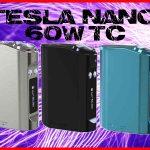 Nano 60w TC di Tesla
