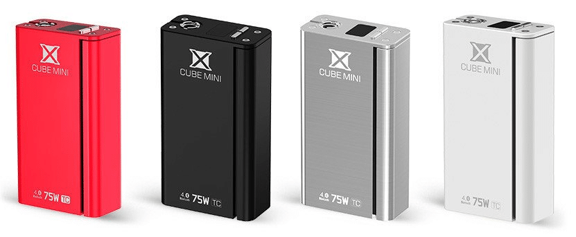 X Cube Mini colors