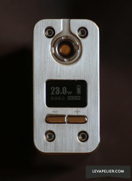 X Cube MiniTop kap