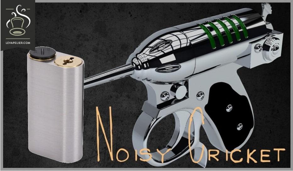 Noisy Cricket by Wismec