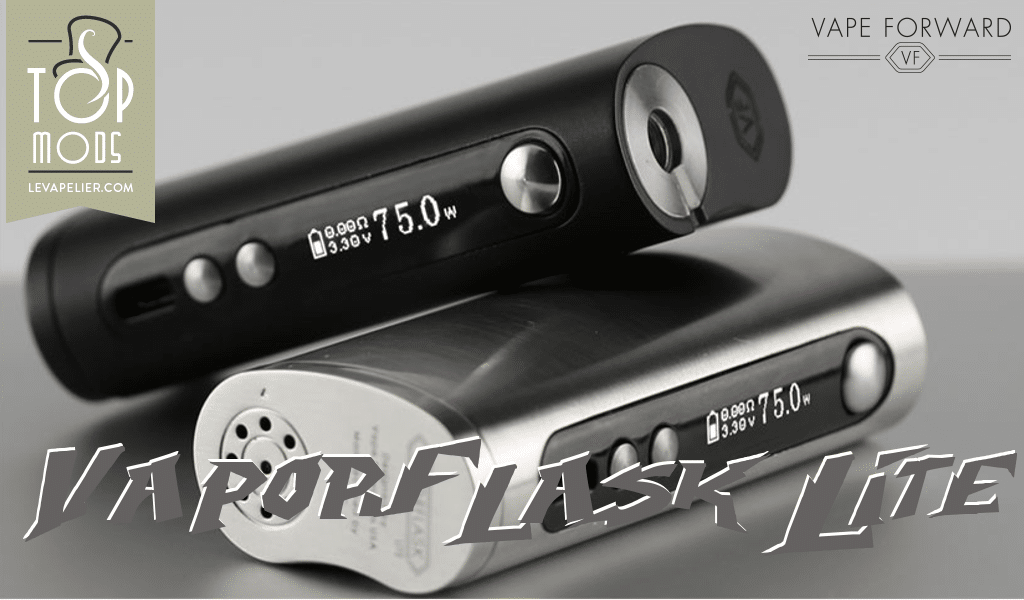 VaporFlask Lite by Vape Forward