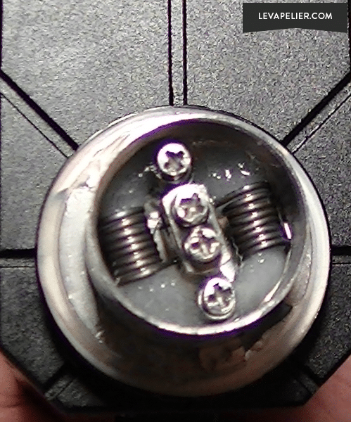 UD Mini Goblin V2 prêt à refermer