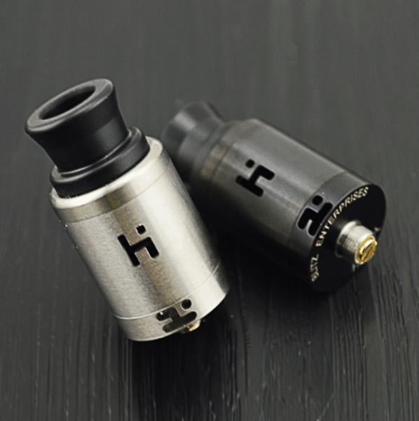 Hatty acier et noir