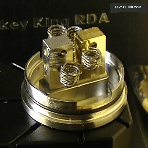 Oumier Monkey King plateau quad coil