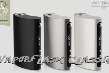 Vaporflask Classic van Vape Forward